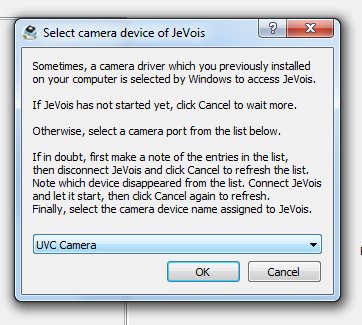 JeVois: JeVois Inventor graphical user interface